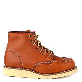 Red Wing Women's Classic Moc Toe Oro Boot