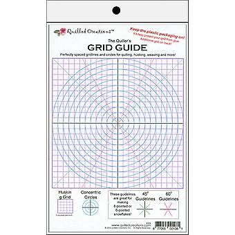 The Quiller's Grid Guide 8