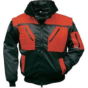 4-in-1 Multi-Functions-Pilot jacket with warning effect. Griffy Tokapi