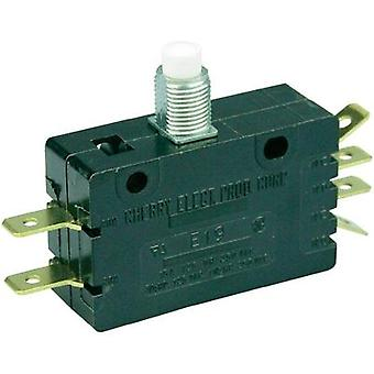 Microswitch 250 Vac 15 A 2 x On/(On) Cherry Switches E19-00J momentary 1 pc(s)