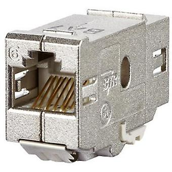 RJ45 module E-DAT CAT 6 Metz Connect 1309A0-I