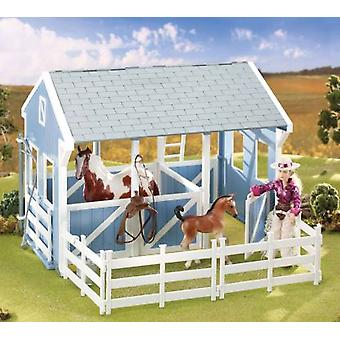 Breyer With stable washing facilities (1:12)
