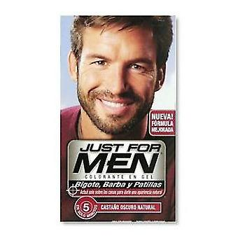 Combe Beard Mustache And Dark Brown Just For Men (Beauty , Hair care , Dyes)