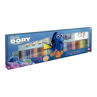 Multiprint Stamps Set 60 Markers Finding Dory
