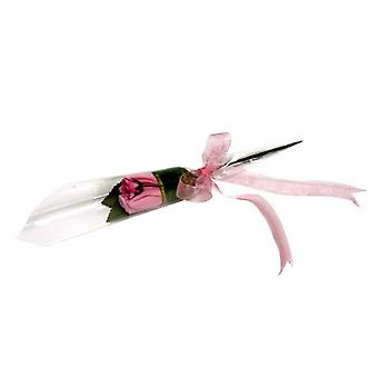 Flower Bud - Sock Rose - Sugar Pink