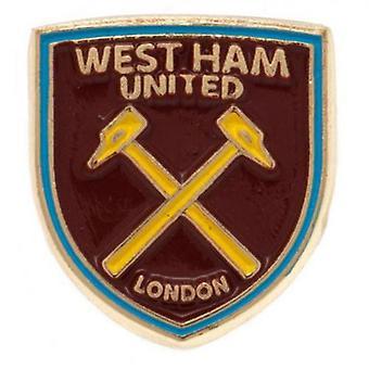 Jamón del oeste unió insignia