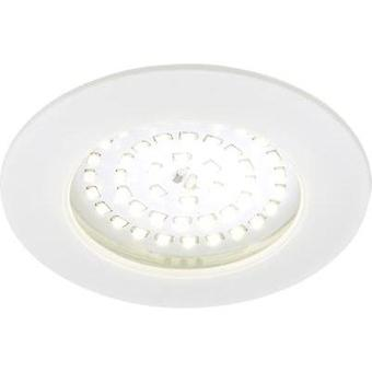 LED outdoor flush mount light 10.5 W Briloner 7236-016 White