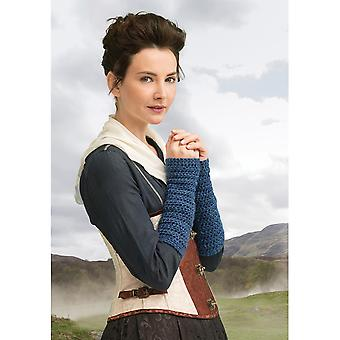 Outlander Yarn Kit-Journey To Standing Stomes Arm Warmers 600-614