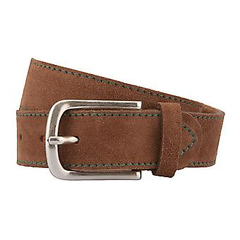 BRAX belts men's belts leather belt cowhide leather Cognac 2392