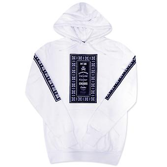 Crooks & Castles Native C's Pullover Hoodie White