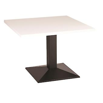Quinn Cast Iron Medium Coffee Table Base With Various Size And Finish Tops