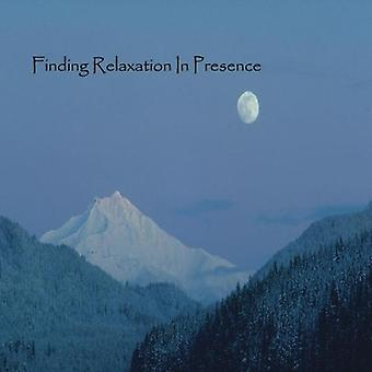 Jacque Jeffreys - Finding Relaxation in Presence USA import