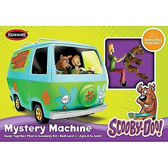 Polarlichter Model Kit - Scooby Doo & Hochflor Mystery Machine - POL901 - neu