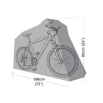 Bicycle Cover Green Polyethylene