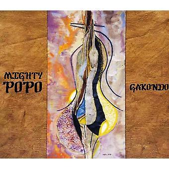 Mægtige Popo - Gakondo [CD] USA importerer