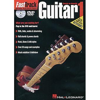 Gitarr metod 1 [DVD] USA import