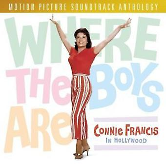 Connie Francis - Where the Boys Are (Mgm Compilation) [CD] USA import