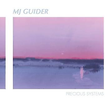 MJ Guider - dyrebare systemer [Vinyl] USA import