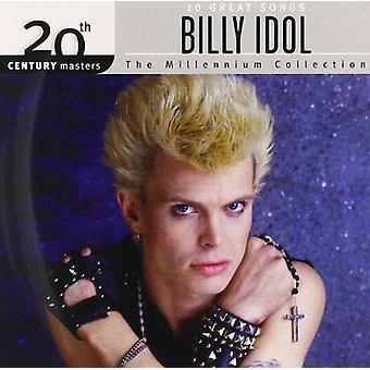 Billy Idol - Millennium-Sammlung: 20. Jahrhundert-Meister [CD] USA import