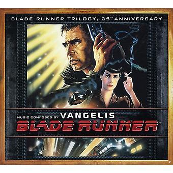 Vangelis - Blade Runner Trilogy: 25 importación de Estados Unidos aniversario [CD]