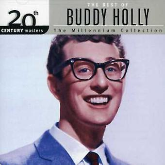 Buddy Holly - Millennium Collection-20th Century Masters [CD] USA importare