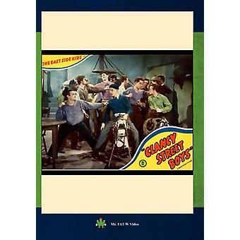 East Side Kids 'Clancy Street Boys' [DVD] USA import