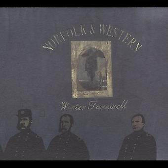 Norfolk & Western - vinter farvel [CD] USA import