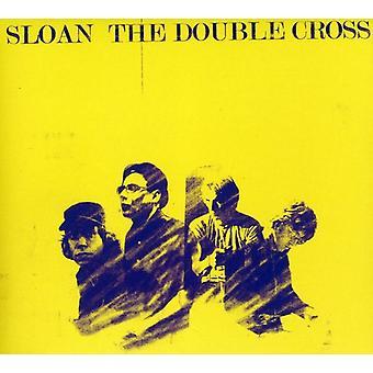 Sloan - dobbelt Kors [CD] USA importerer