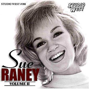 Sue Raney - Sue Raney: Vol. 2 [CD] USA import