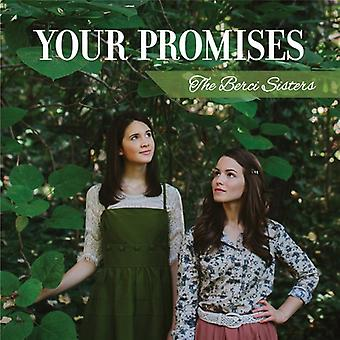 Berci Sisters - Your Promises [CD] USA import