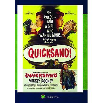 Quicksand [DVD] USA import
