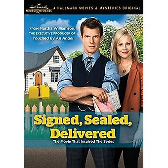 Signed Sealed Delivered [DVD] USA import