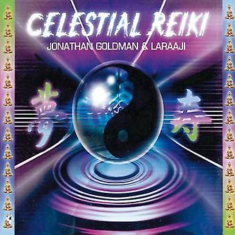 Jonathan Goldman - himmelske Reiki [CD] USA import