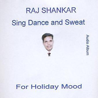 Shankar rossi - Sing Dance & sudore [CD] USA importare