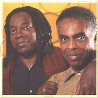 Gil/Nascimento - Gil & Milton [CD] USA importerer