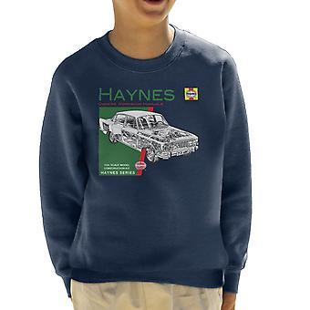 Haynes Besitzer Workshop Manual 0025 Ford Zodiac Kinder Sweatshirt