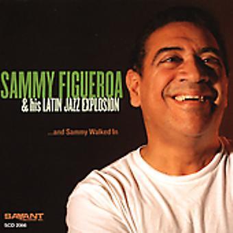 Sammy Figueroa - og Sammy Walked i [CD] USA import