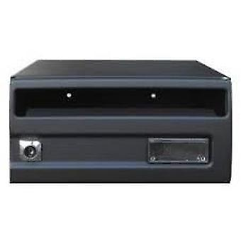BTV Silver Black 245X370 mailbox G2 (DIY , Hardware , Home hardware , Mailboxes)