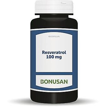 Bonusan Resveratrol 60 Cap. (Vitamins & supplements , Multinutrients)