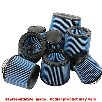 Injen Replacement Filters X-1013-BB 6in Base / 5in Tall / 5in Top Fits:UNIVERSA