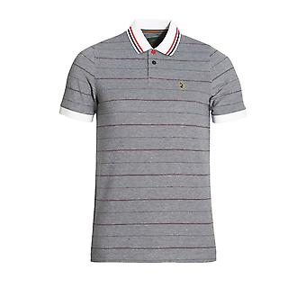 LUKE SPORT Brahamas Polo Shirt | Lux Navy Mix
