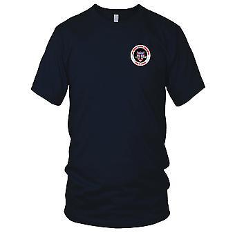 US Coast Guard USCG - CGRON-1 Squadron en brodert Patch - Vietnam Kids T skjorte