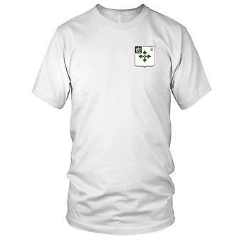 Ejército de los E.E.U.U. - 4to batallón 47.o regimiento de la infantería Pin para hombre camiseta