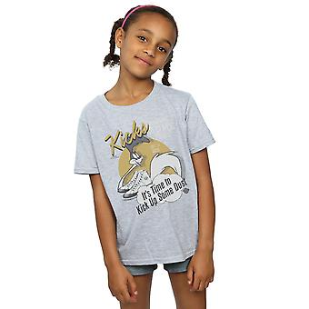 Looney Tunes Girls Road Runner Kicks T-Shirt