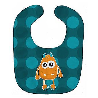 Каролинских сокровища BB8848BIB монстр оранжевый ребенок нагрудник