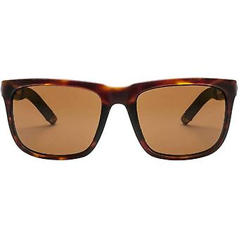 Electric California Knoxville S Sunglasses - Matte Tortoise Shell/Bronze