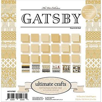 Ultimate Crafts Double-Sided Paper Pad 6
