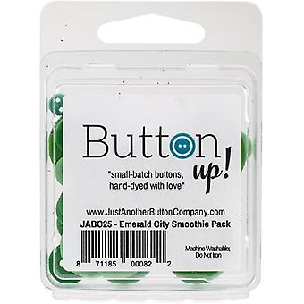 Button Up! Smoothie Pack Buttons-Emerald City JABC25-09