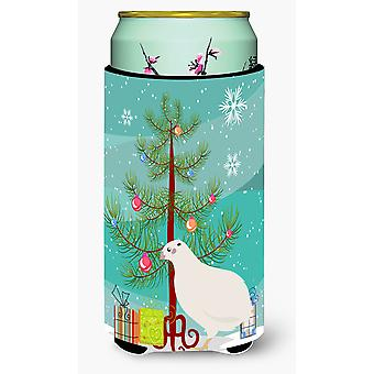 Texas quaglia Natale Tall Boy Beverage isolante Hugger
