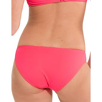 LingaDore 2911B-151 Women's Journey/Explore Pink Solid Colour Swimwear Beachwear Bikini Bottom